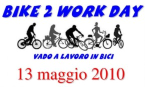 BIKE TO WORK DAY - Vado a lavoro in bici